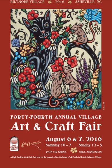 44 th Annual Village Art and Craft Fair