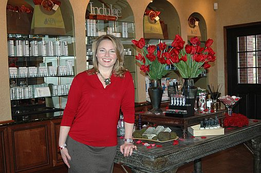 Cristy Patten from SPA in Biltmore Village